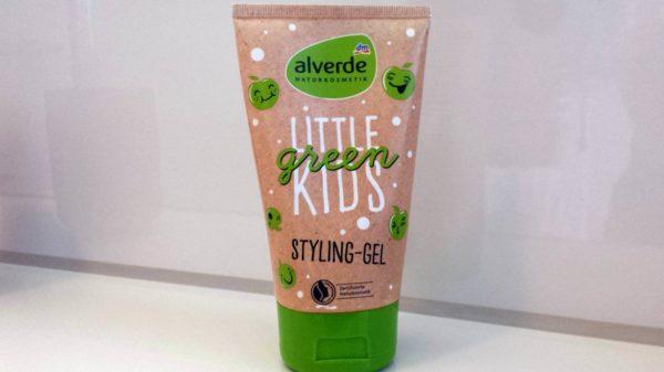 Alverde Little Green Kids Styling Gel front