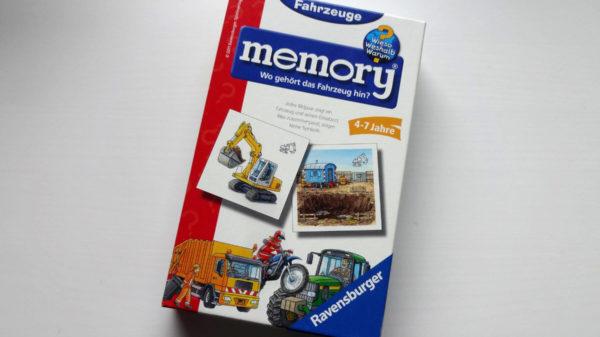 Wieso? Weshalb? Warum? Memory Fahrzeuge