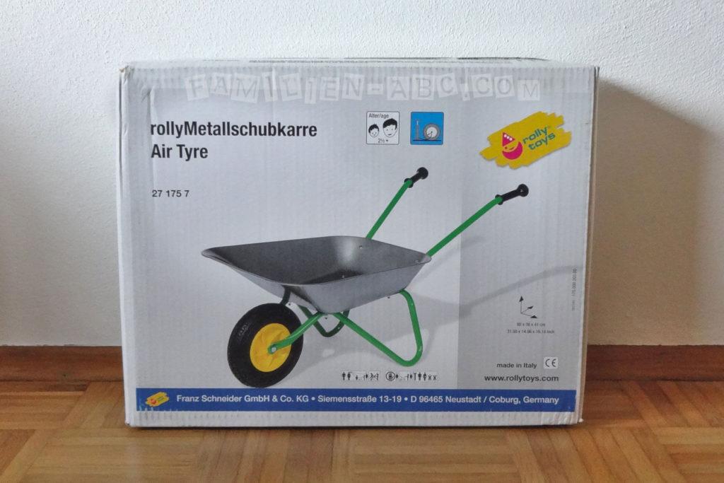 Schubkarre Air Tyre