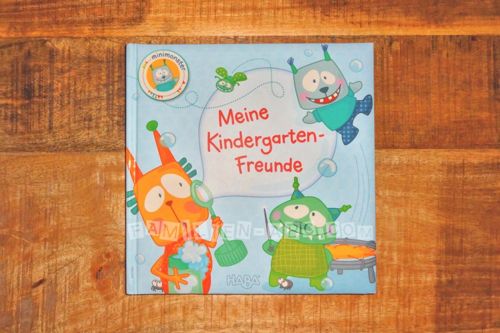 Meine Kindergarten-Freunde Minimonster